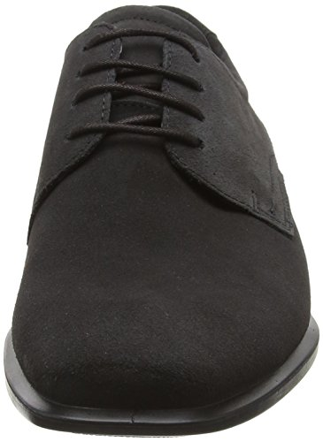 Ecco Cairo, Derby Homme Gris (MOONLESS5532)