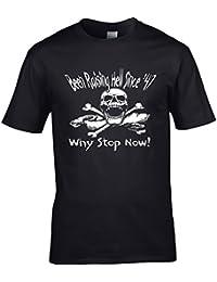 Epiphany T-shirts 70. Geburtstag Herren Psychobilly Rock Punk Inspiriert T- Shirt  87ab18620d