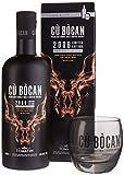 Tomatin Cù Bòcan Limited Edition Whisky mit Geschenkverpackung mit Glas 2006 (1 x 0.7 l)