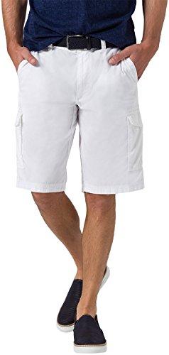 Brax Herren Shorts Brazil Weiß