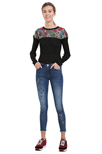 Desigual Denim_Michelle Pantalones Vaqueros para Mujer 28