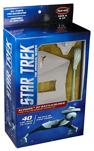 rek TOS Klingon D7 ()