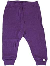 Celavi Baby - Mädchen Legging, Leggings -Coloured Wool