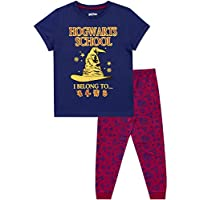 Harry Potter Girls Hogwarts Pyjamas