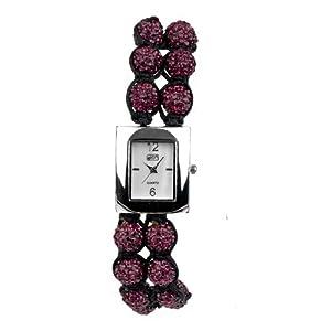 Eton 3019L-PL – Reloj analógico para Mujer nácar