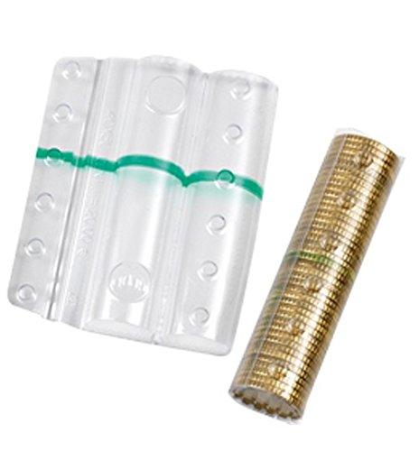 Cilindros para monedas: paquetes de 100 unidades 50 cent 100