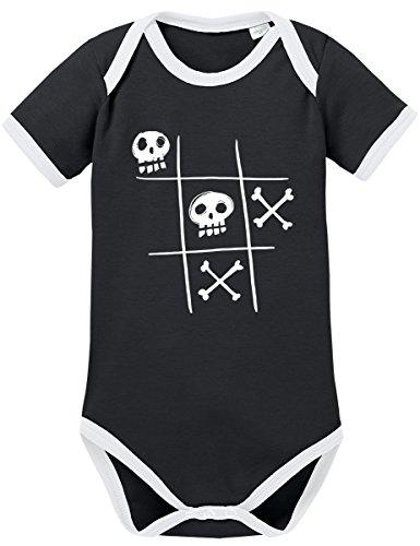 TShirt-People TSP Tic Tac Dead Kontrast Baby Body 80 ()