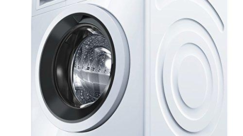 Bosch WAW28500 Serie 8 Waschmaschine FL / A+++ / 152 kWh/Jahr / 1400 UpM / 9 kg / Weiß / 11200 L/Jahr / Activ Water Plus - 6