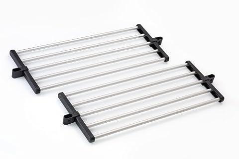 Ruco V147.2 Additional Shelves for Telescopic Shelving Unit