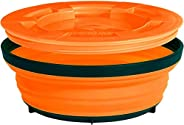 Sea to Summit X-Seal Go Collapsible Food Storage Camping Bowl with Airtight Lid Dishwasher