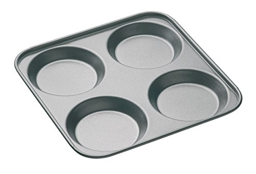 Hervorragende Kommerzielle Kühlschrank (Master Class Antihaftbeschichtetes Backblech für Yorkshire-Pudding)
