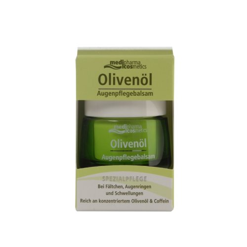 OLIVENOEL AUGENPFLEGEBALSAM, 15 ml