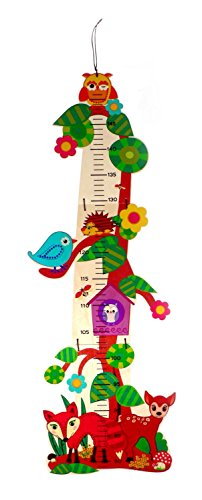 Hess Spielzeug 14624 medidor altura niños Multicolor