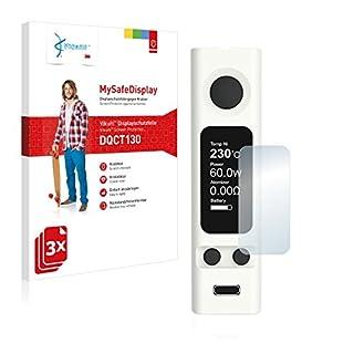 Vikuiti 3X Film Protection DQCT130 de 3M pour Joyetech eVic VTwo Mini Protecteur Écran
