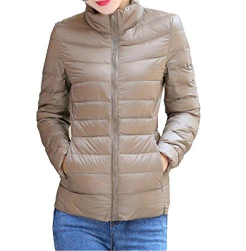 Photo Pal Daunen-Jacke Damen Steppjacke Daunen Jacke Ultralight Down Jacket (Ultralight Down Jacket)