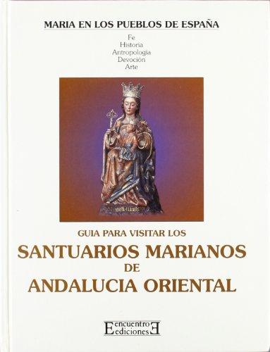 Santuarios marianos de Andalucía oriental