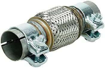 Flexrohr Hosenrohr Flexstück Montage ohne Schweißen 50 x 200 x 300 mm  Edelstahl