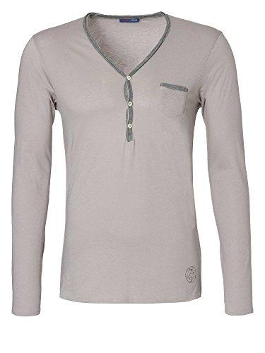 trussardi-jeans-herren-longsleeve-graubeige-52-l