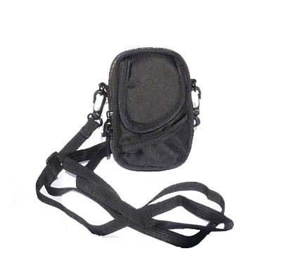 Etui rembourré noir pour appareils photo PANASONIC LUMIX DMC-TZ61 TZ57