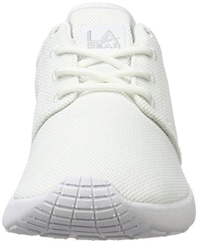 L.A. GearSunrise - Pantofole Donna Bianco