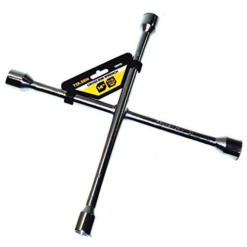 Tolsen hw71-vces Schraubenschlüssel-Rohr in Kreuz-Werkzeug