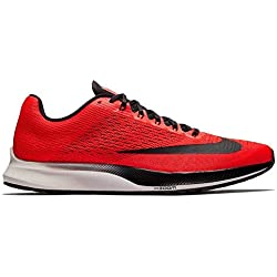 Nike Air Zoom Elite 10, Zapatillas de Deporte para Hombre, (Bright Crimson/Oil Grey/Phantom 600), 44 EU
