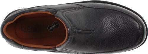 Dunham Men's REVchase Slip-On Black