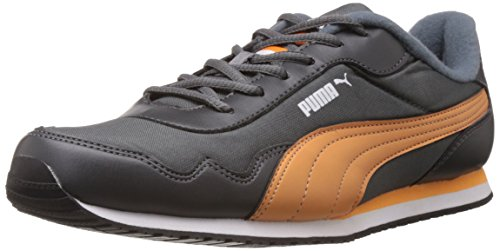 Puma Men's Street Rider DP Turbulence-Fluoorange-White Running Shoes - 7 UK/India (40.5 EU)  available at amazon for Rs.1847
