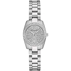 Wittnauer WN4076 Ladies Lucy Mini Steel Watch