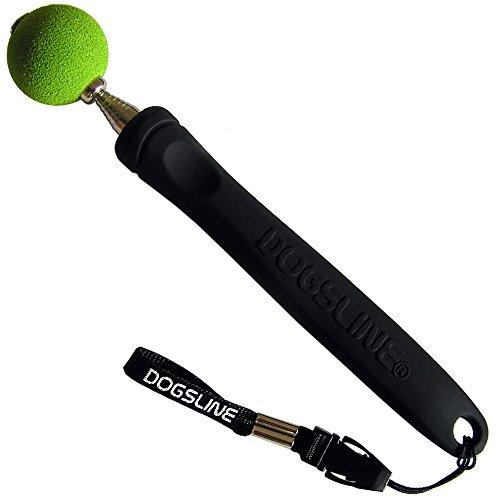 dogsline-target-stick-pour-dressage-et-entrainement-en-acier-inoxydable-17-a-73-cm-colori-noir-frdl1