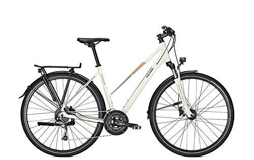 RALEIGH Rushhour 2.0 Freilauf Damen Trekkingrad Fahrrad starwhite matt 2019 RH 50 cm / 28 Zoll