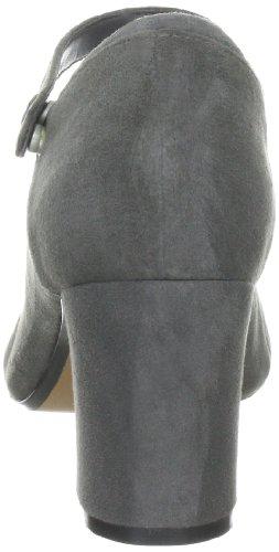 Clarks Deva Dolly 203522575, Scarpe col tacco donna Grigio (Grau (Light Grey))
