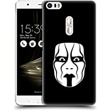 Ufficiale WWE The Mask Sting Cover Retro Rigida per Asus Zenfone 3 Ultra ZU680KL
