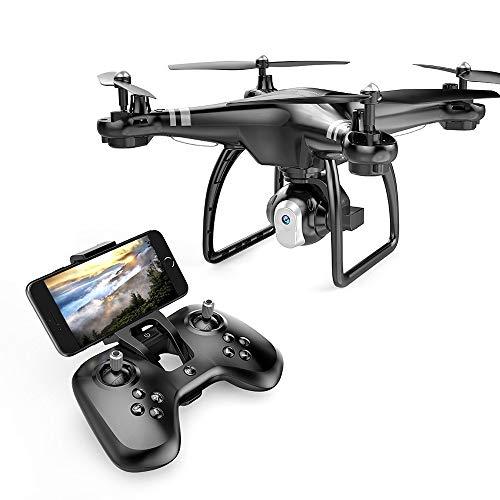 Giocattolo Aereo a Controllo remoto Che Piace ai b Tenere premuto Il Tasto Altitudine di Goolsky Dongmingtuo X8 RC Drone Quadcopter FPV 2.4G 720P (Size : 1)