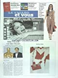 FIGARO ET VOUS (LE) [No 21016] du 25/02/2012 - THE ARTIST A HOLLYWOOD - BILLY CRYSTAL ROI DES OSCARS - REVELATIONS MICHELIN 2012 - WINDOWS 8 CE QUI VA CHANGER - DEFILES A MILAN - LE SHOW PRADA
