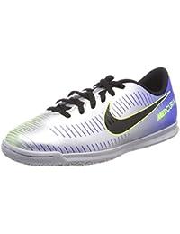 Nike Jr Mercurialx Vrtx III NJR IC, Zapatillas de Fútbol Unisex Niños