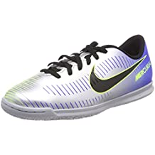 Mercurial Victory Vi DF NJR FG, Zapatillas de Deporte para Hombre, Multicolor (Racer Blue/Black-CHR 407), 44 EU Nike