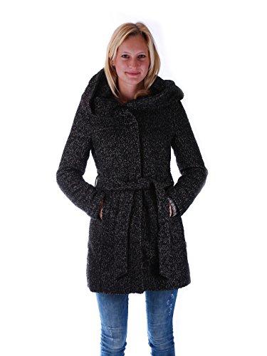 khujo -  Giacca  - Abbigliamento - Donna nero/marrone L
