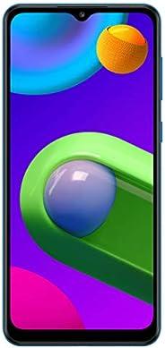 Samsung Galaxy M02 (Blue,2GB RAM, 32GB Storage)