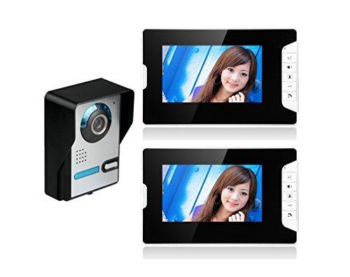 Amktech 1-Waterproof Camera 2-TFT Monitors 7