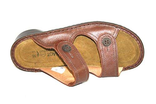 NAOT Lamaze 35107 Damen Clogs & Pantoletten Braun
