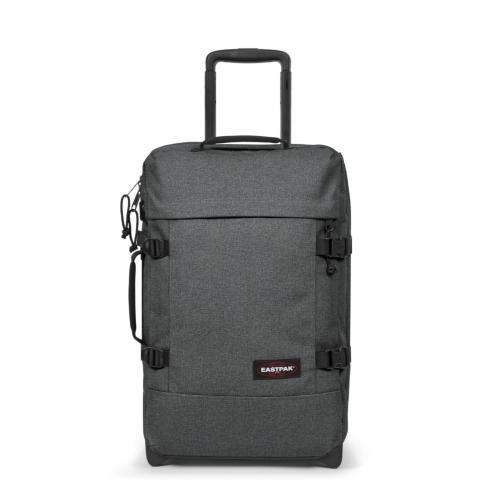 Eastpak - Tranverz S - Bagage à roulettes - Black Denim - 42L