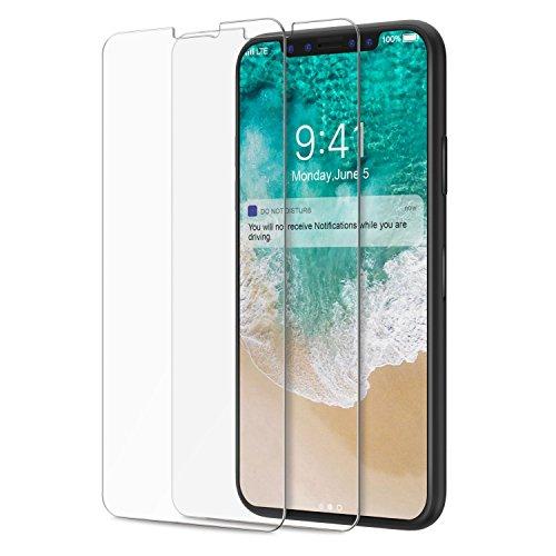 Maju 2x Panzerfolie Schutzglas Schutz Displayschutz Schutzfolie Panzerfolie Displayglas ECHTGLAS Glasfolie Display 9H Hartglas für Apple iPhone Samsung Huawei (Apple iPhone 6S)