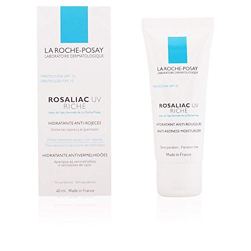 La Roche Posay Rosaliac UV Riche Anti-Rötungen Feuchtigkeitscreme - 40 gr -