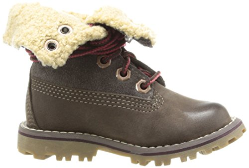 Timberland Auth 6In Shrl Bt, Boots garçon Marron (Dark Brown)