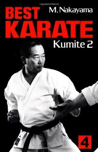 Best Karate: Kumite 2 v.4: Kumite 2 Vol 4 by Masatoshi Nakayama (1979-06-01)