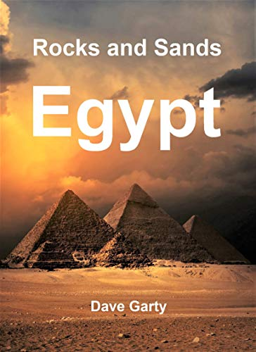 Rocks and Sands - Egypt book cover