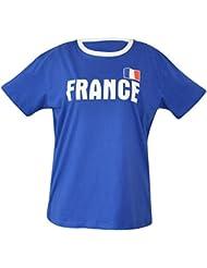 SPORTTEAM Fvtripa-FR1-U T-Shirt Mixte Adulte, Bleu, FR : Taille Unique (Taille Fabricant : Taille Unique)