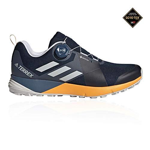 adidas Terrex Two Boa Gore Tex Zapatillas de Trail Running Navy