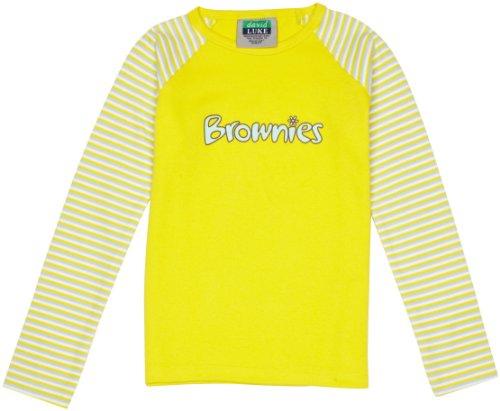 Brownie-Long-Sleeve-Girls-T-Shirt